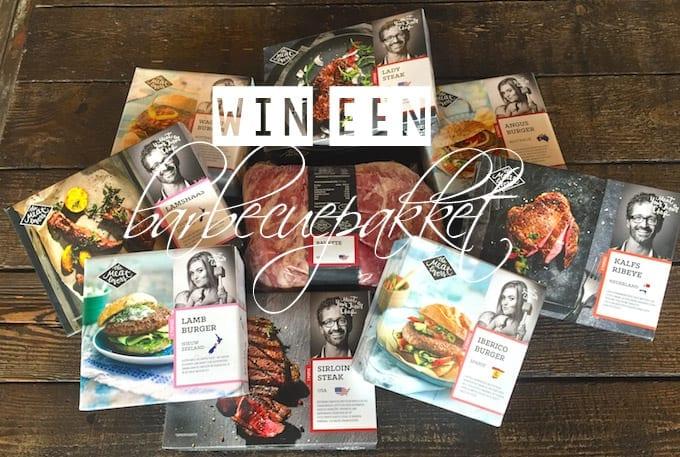 Win een barbecuepakket!