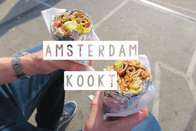 Amsterdam kookt – 4 t/m 7 augustus