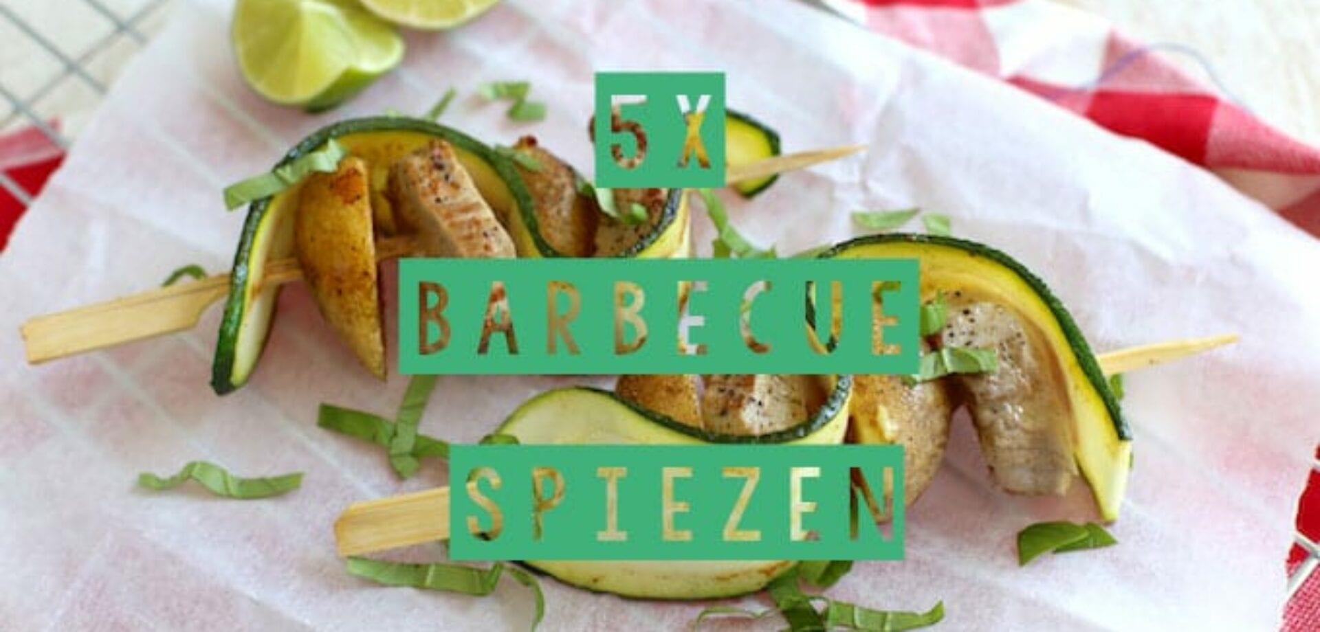 barbecue spiezen