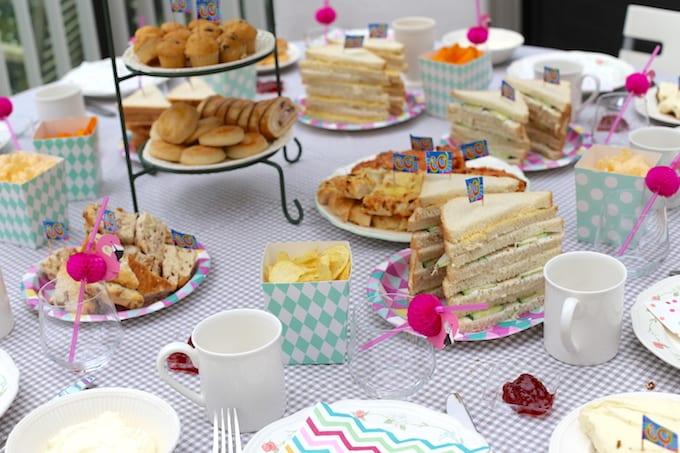Tips voor het organiseren van een high tea