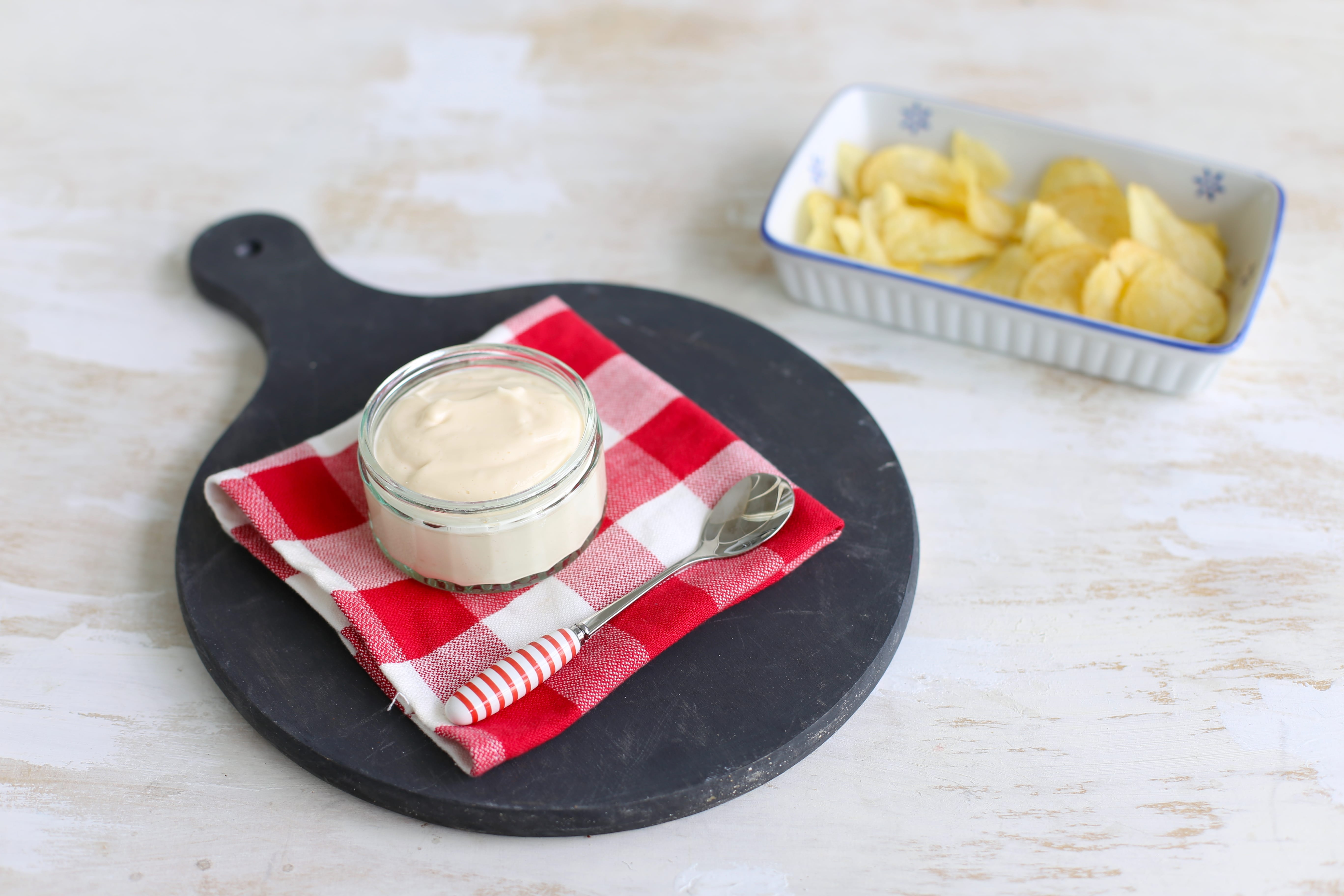 Supersnelle mayonaise