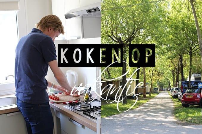 koken op vakantie