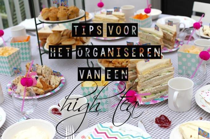 Fabulous Tips voor het organiseren van een high tea - Lekker en Simpel @OK03