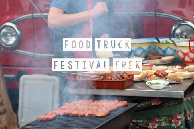 Food Truck Festival TREK – 14 t/m 17 juli