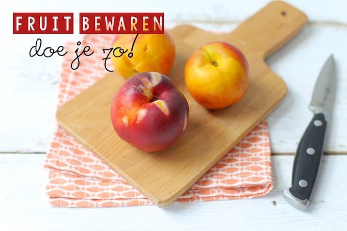 Tip: fruit invriezen