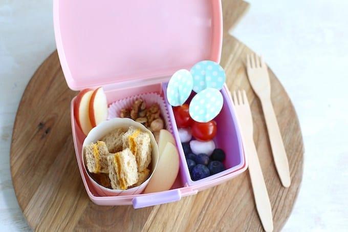 Lunchbox inspiratie