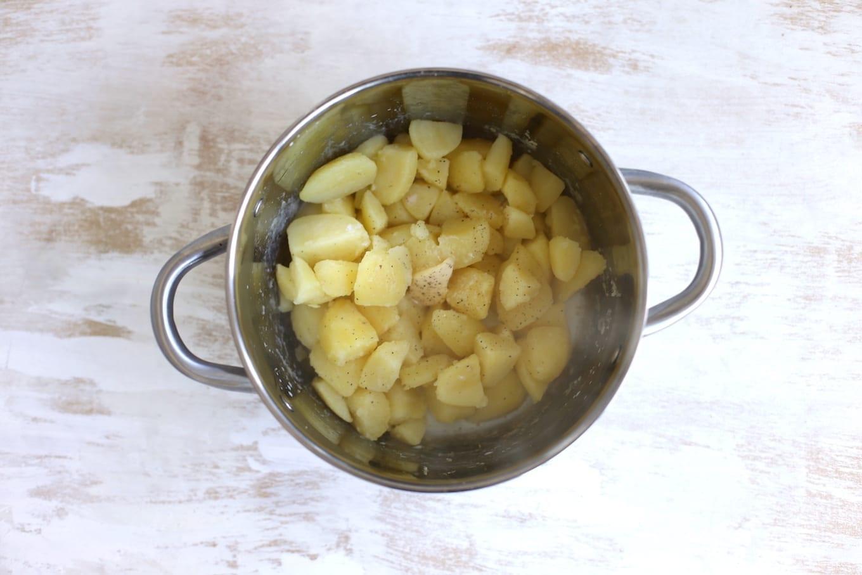 Ovenschotel met puree en gehakt