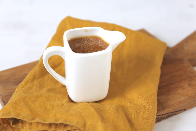 Bakken vanaf de basis: toffeesaus