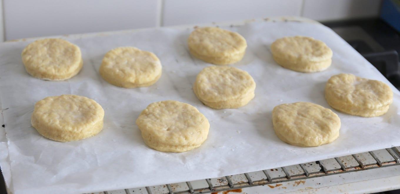 Bakken vanaf de basis: scones