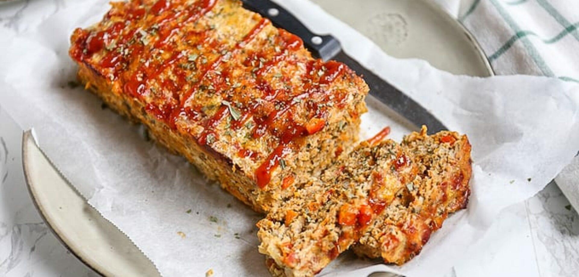 kip gehaktbrood