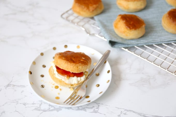 Basisrecept: scones