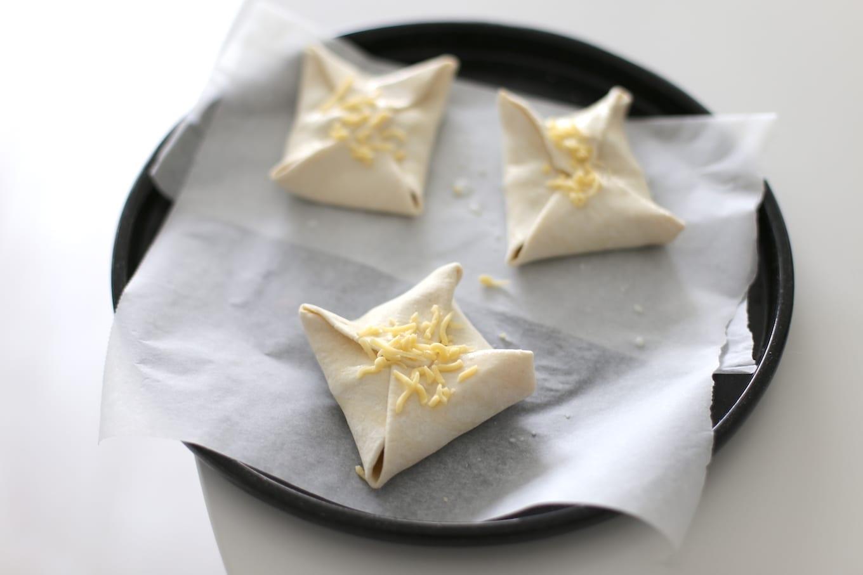Spinaziepakketjes met feta