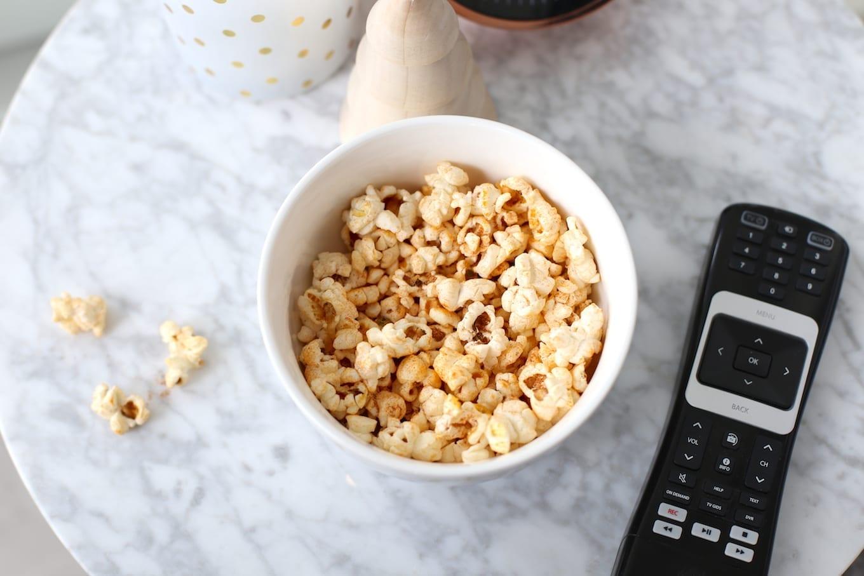 Popcorn tandoori