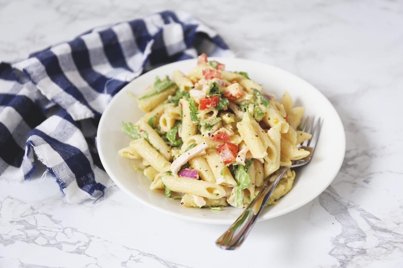snelle pastasaus uit de blender