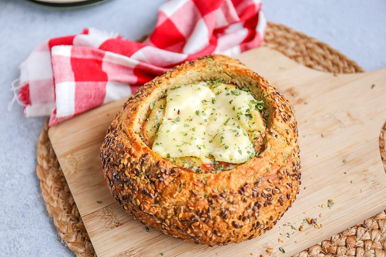 Kaasbrood uit de oven