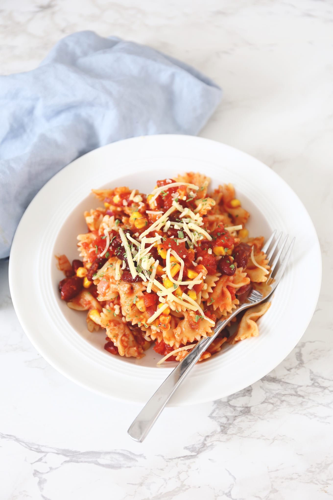 Mexicaanse pasta