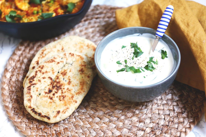 Raita, Indiase yoghurtdip