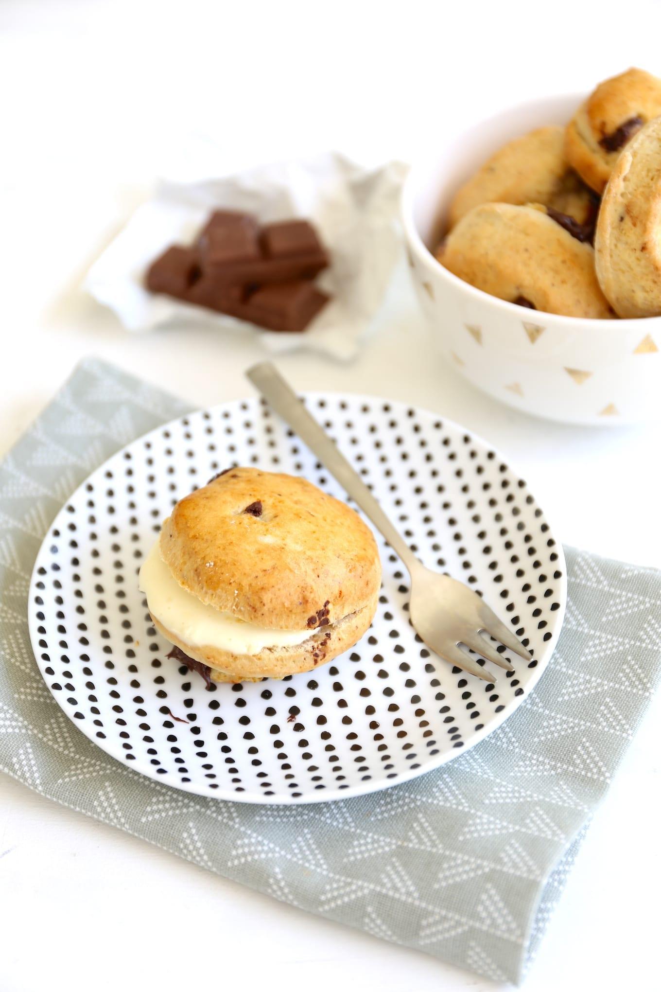 Chocolade scones