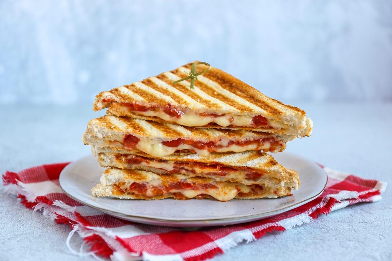 Pittige tosti