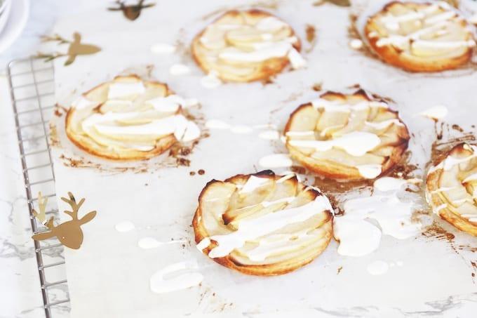 Amaretto appelhapjes