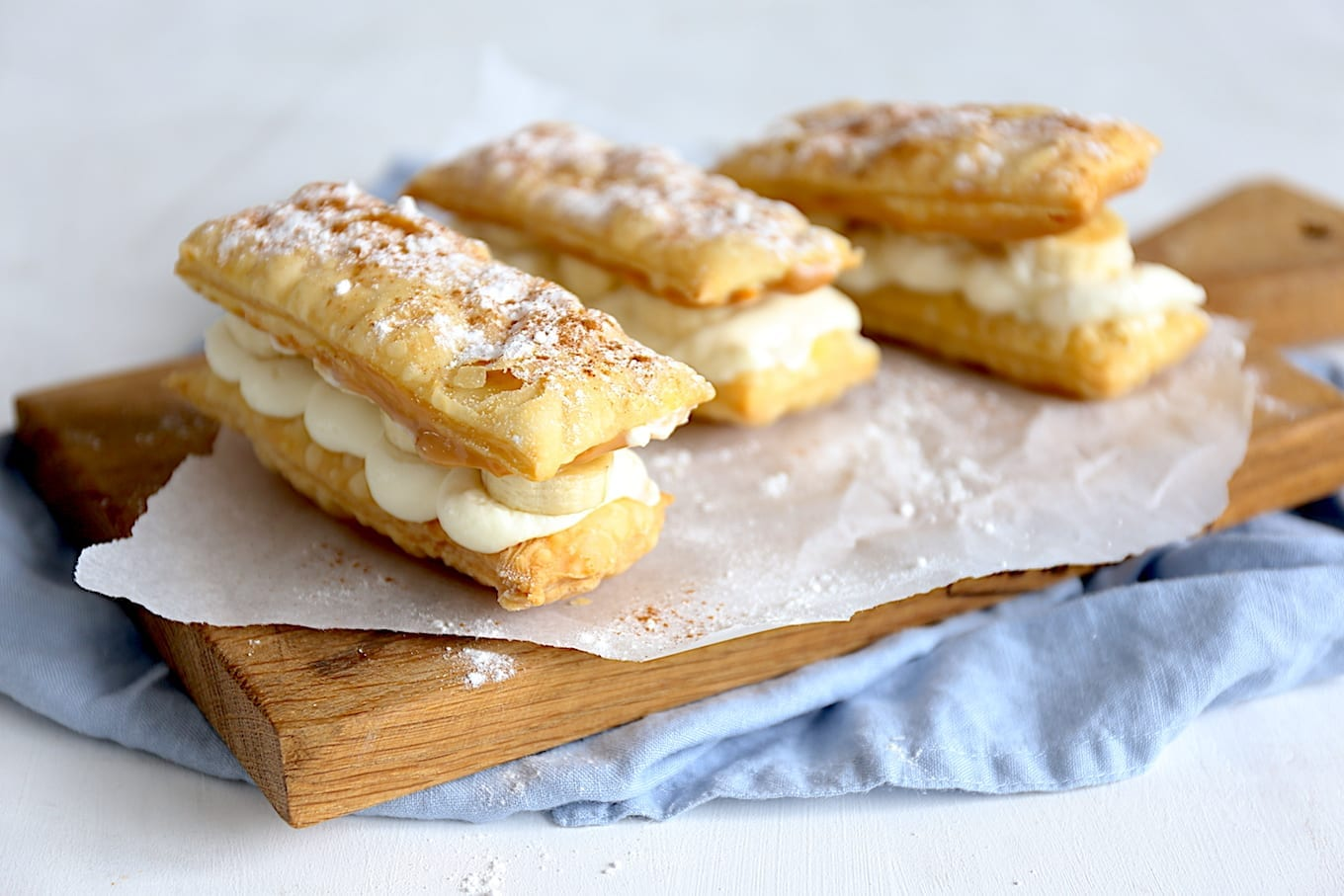 Banoffee tompouce