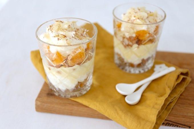 Sinterklaas trifle