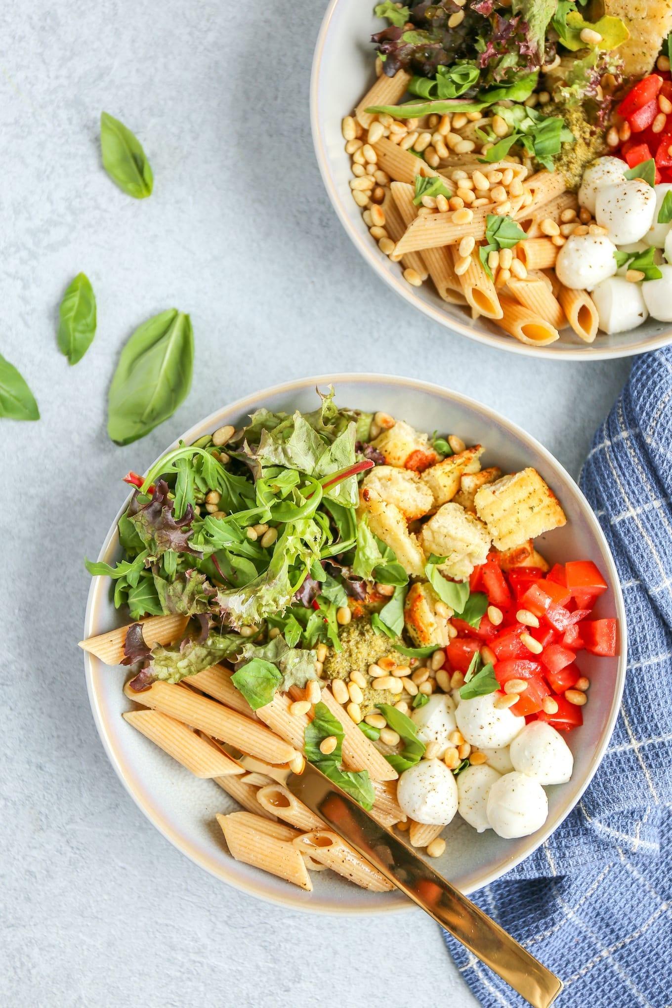 Italiaanse bowl