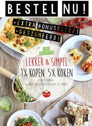 10x tapas recepten lekker en simpel for Kookboek lekker en simpel
