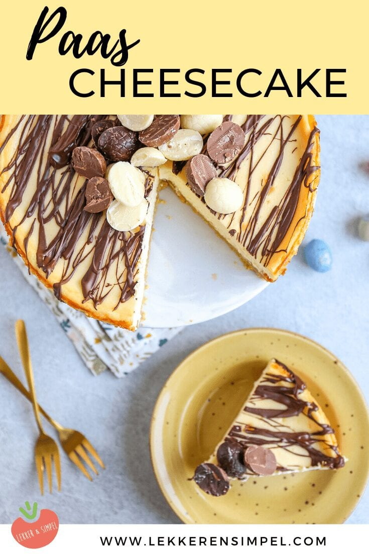Paas cheesecake