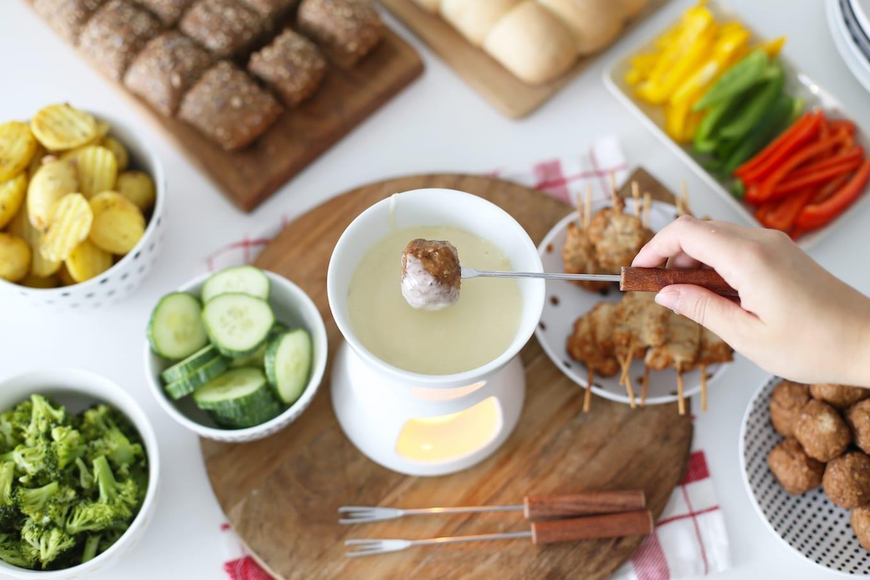 Tips voor gezellig avondje kaasfonduen