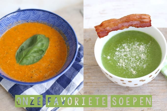 5x onze favoriete soepen