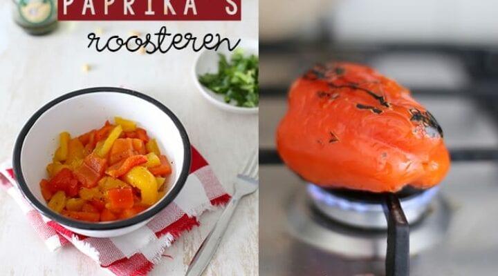 paprika's roosteren