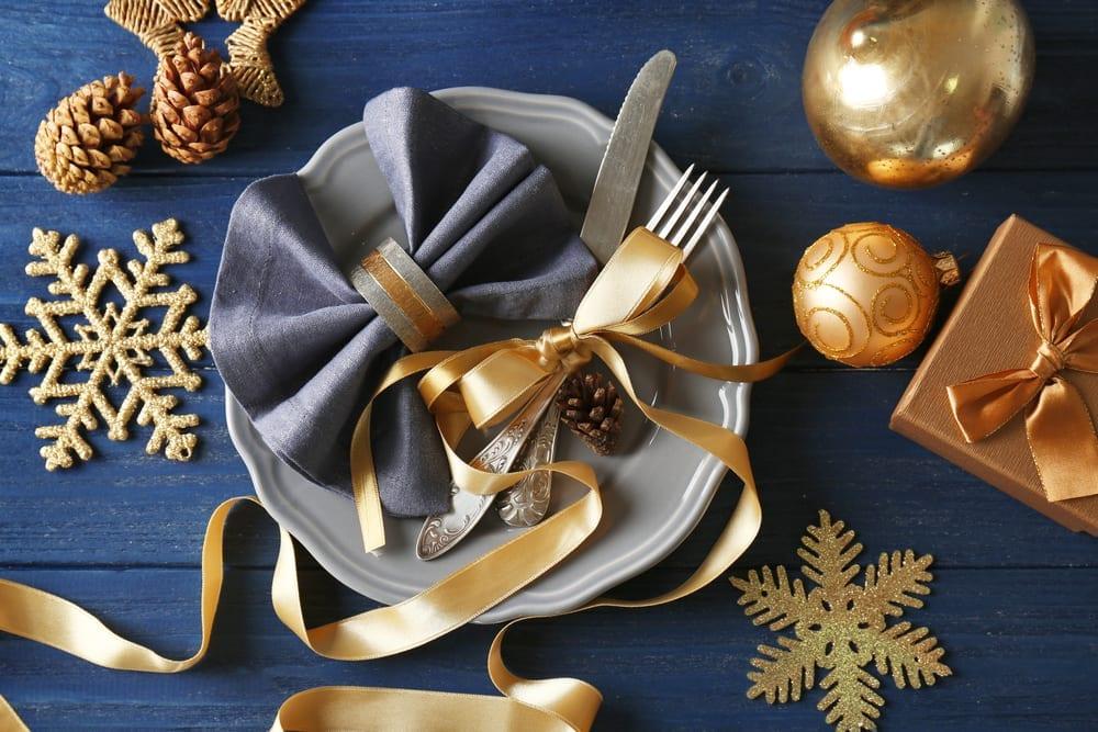 Tips voor een feestelijke aankleding van je eettafel