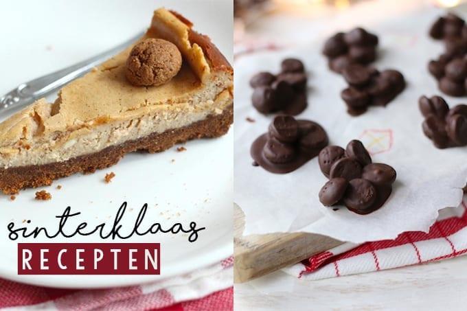Onze favoriete Sinterklaas recepten