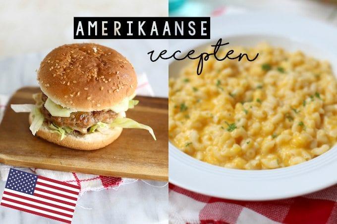 Amerikaanse recepten