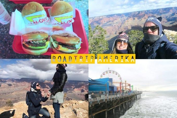 Wat eten we vandaag #81 – Roadtrip Amerika