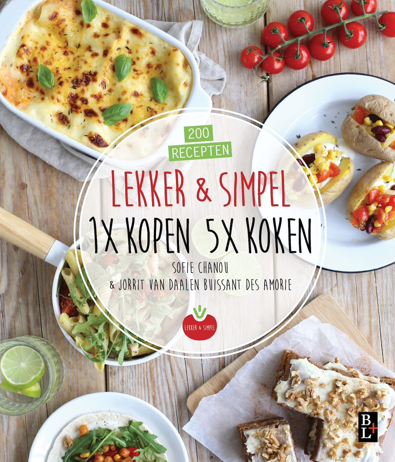 Update over ons 3e kookboek!