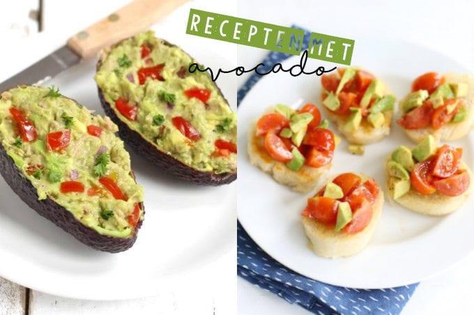 5x recepten met avocado