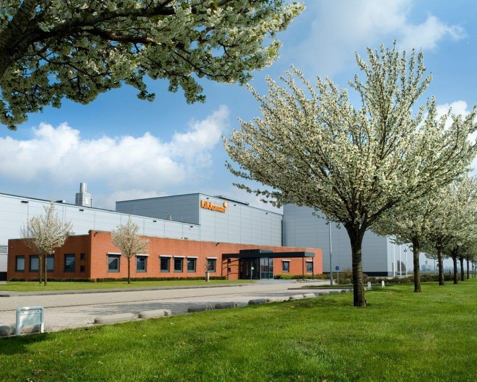 Kikkoman sojasaus fabriek