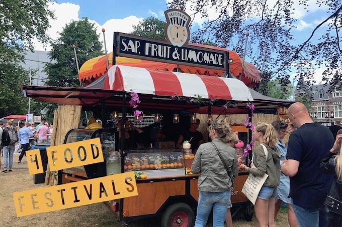 De 4 leukste foodfestivals