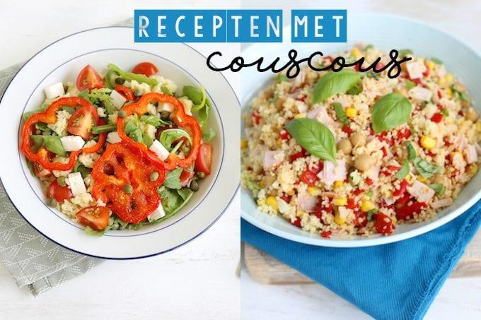 5x recepten met couscous