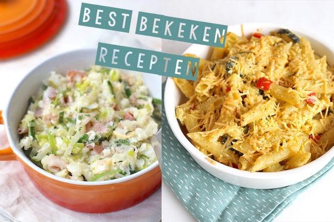 Best bekeken recepten van week 44 – 2017