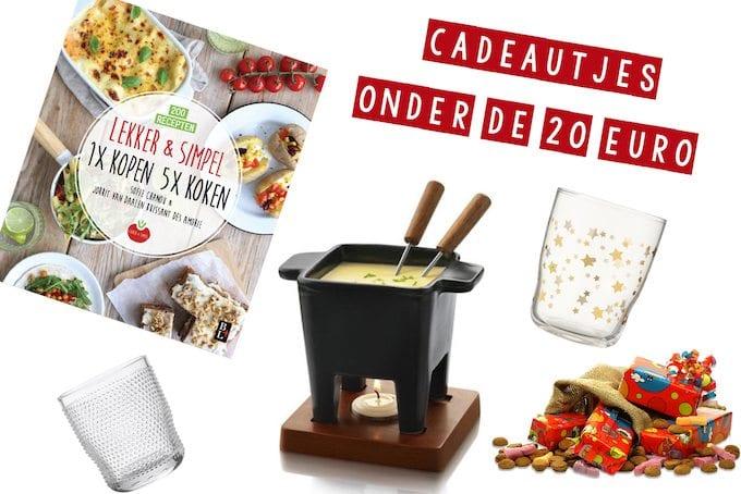7 Sinterklaas cadeautjes onder de 20 euro