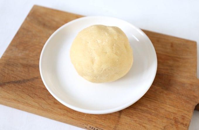 Basisrecept: koekjesdeeg
