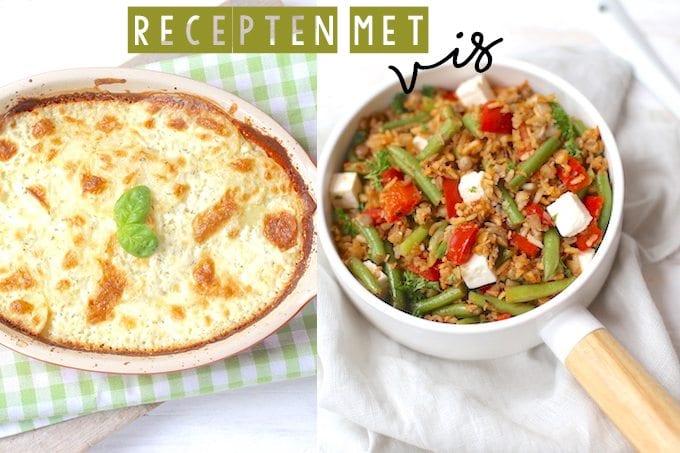5x Recepten Met Vis Lekker En Simpel