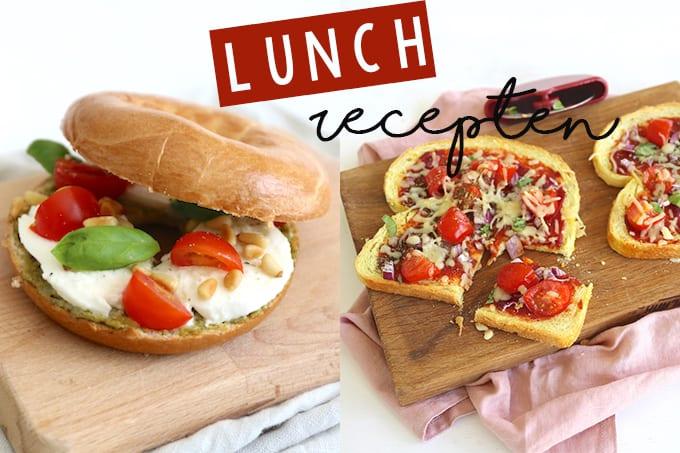 7x lunch recepten