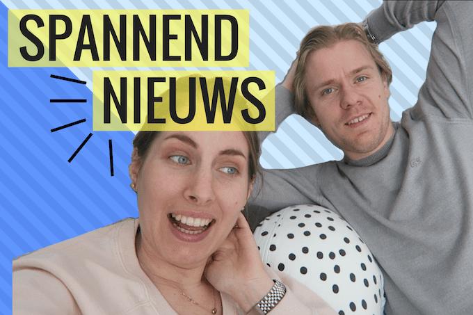 Vlog #122: wij hebben leuk nieuws!