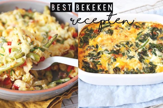 Best bekeken recepten van week 13 – 2018