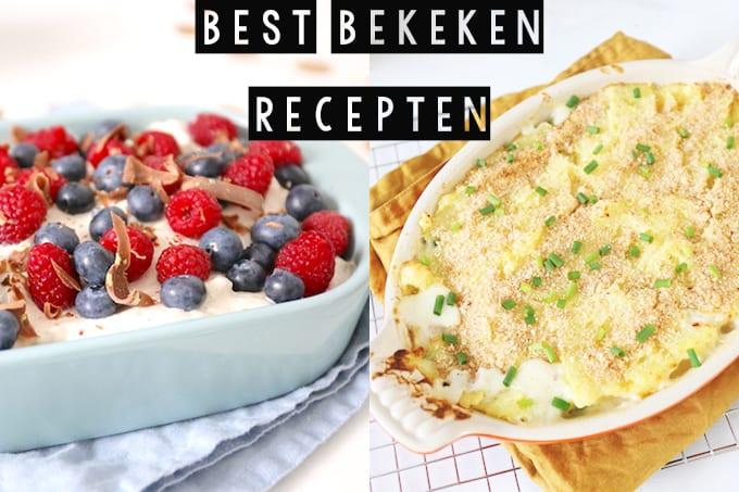 Best bekeken recepten van week 12 – 2018
