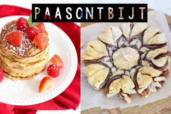 10x recepten voor paasontbijt